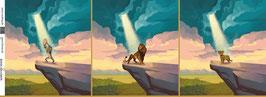 Jersey Panel König der Löwen Königsfelsen