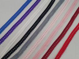 elastisches Spitzengummi ca 10-15mm
