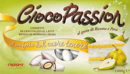 CiocoPassion Ricotta e Pera