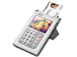 ORGA 930 M online, mobiles eHealth Kartenterminal
