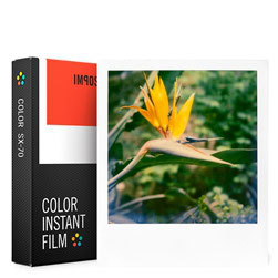 Película SX-70 Color