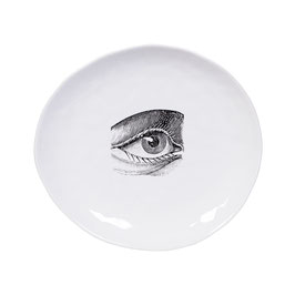 Plato ojo