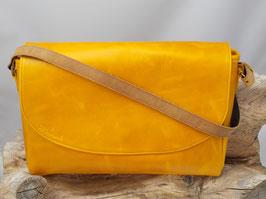 BESACE XL jaune/ graphique