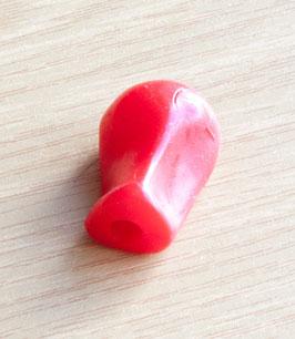Kynätuki, pieni, punainen