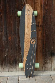 Rohbrett Longboard