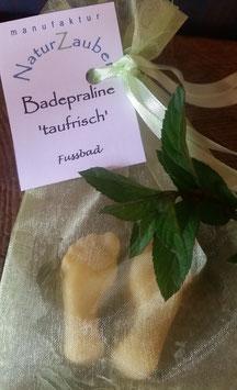 'TauFrisch' - pflegende Badepraline
