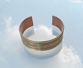 Bracelet tibétain large