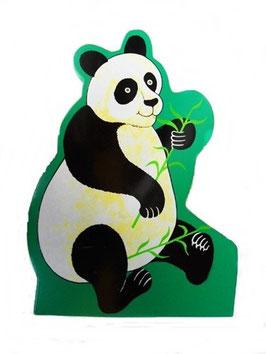 Cale porte panda