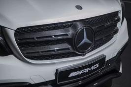 Карбоновый решетка радиатора Mercedes GLS