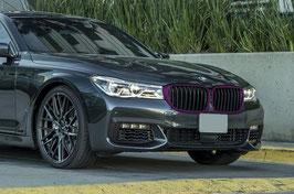 Карбоновые рамки решетки радиатора BMW 7 G11 G12
