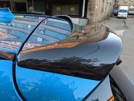 Карбоновый спойлер на крышу Hamann BMW X5M F85