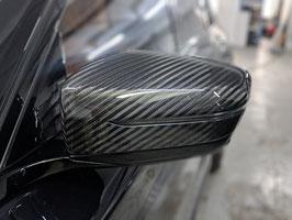 Карбоновые накладки на зеркала BMW 7 G11 G12