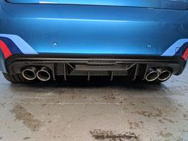 Карбоновый диффузор Performance для BMW X6m f86