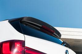 Карбоновый спойлер Vorsteiner BMW X5m F85