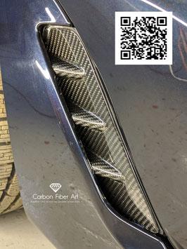 Карбоновые вставки в передние крылья BMW GT6