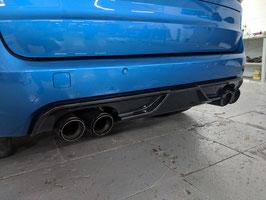 Карбоновый диффузор Akrapovic BMW X5m f85