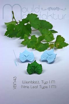 Weinblatt M Typ 1  ( Leaf M Type 1 )