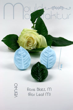 Rose Blatt M  (Rose Leaf M)