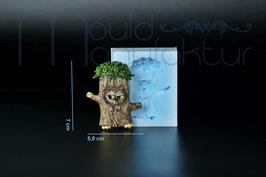 Eule in Baum