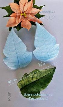 Weihnachtsstern Blatt L (Poinsettia Leaf L)