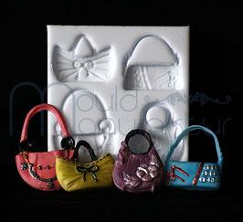 Handtasche 4 Stück