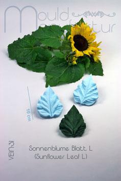 Sonnenblume Blatt L  (Sunflower Leaf L)