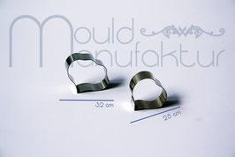 Primel Petal S & M Set Cutter
