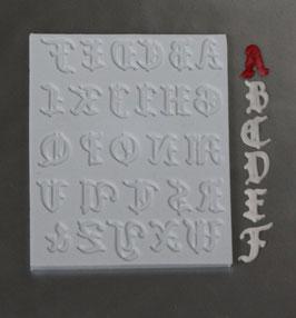 Alphabet altenglisch