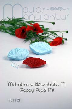 Mohnblume Blüte M   (Poppy Petal M)