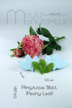 Pfingstrose Blatt (Peony Leaf)