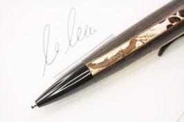 Kugelschreiber / hochwertig / schwer / Intarsie