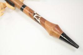 Kugelschreiber / hochwertig / Kaffee / Intarsie