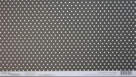 """core´dinations Designpapier 12""""x12"""" - Farbgruppe - black"""
