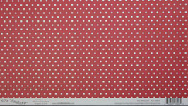 "core´dinations Designpapier 12""x12"" - Farbgruppe - red"