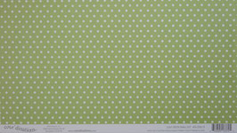 "core´dinations Designpapier 12""x12"" - Farbgruppe - light green"