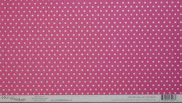 """core´dinations Designpapier 12""""x12"""" - Farbgruppe - dark pink"""