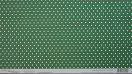 "core´dinations Designpapier 12""x12"" - Farbgruppe - dark green"