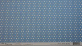 "core´dinations Designpapier 12""x12"" - Farbgruppe - light blue"
