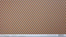 "core´dinations Designpapier 12""x12"" - Farbgruppe - brown"