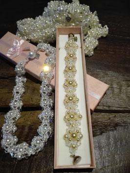 Brautschmuck, Halskette