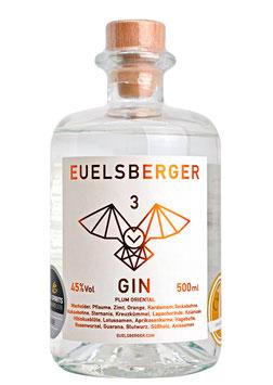 Euelsberger Gin Plum Oriental, 500 ml