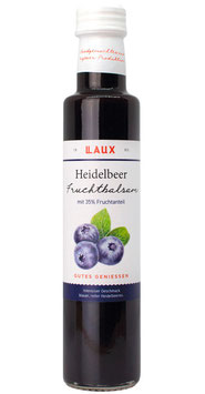 Heidelbeer Fruchtbalsam, 250 ml Flasche