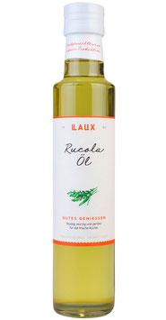 Rucola Öl - Traubenkern Öl aromatisiert, 250 ml Flasche
