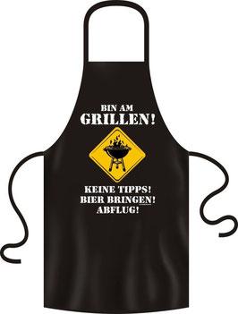 """""""Bin am Grillen! Keine Tipps!..."""""""