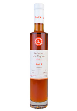 Walnuss Likör mit Cognac verfeinert, 28 %, Vol. 350 ml