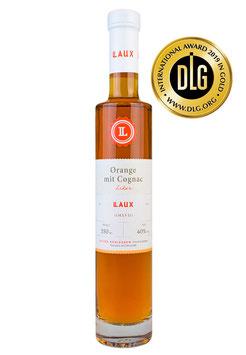 Orangen Likör mit Cognac verfeinert, 40 % Vol., 350 ml