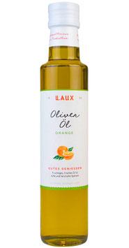 Olivenöl Orange aromatisiert, 250 ml Flasche