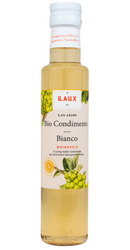 """Bio Condimento Bianco con """"Aceto Balsamico di Modena I.G.P."""""""