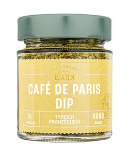 Café de Paris Dip, feine französische Gewürzzubereitung, 70 g Glas