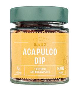 Acapulco-Dip, Gewürzzubereitung, 60 g Glas
